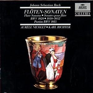 Sonaten BWV 1020, 1030-31 u.a.