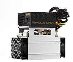 ANTMINER S7-LN 2.70TH/s Bitcoin Miner with Power Supply
