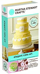 Provo Craft Cricut Cake Martha Stewart Elegant Cake Art Cartridge