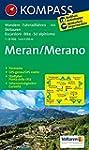 Meran / Merano 1 : 25 000 (KOMPASS-Wa...