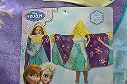 Disney Frozen Elsa Hooded Towel