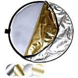 Impact 5-in-1 Collapsible Circular Reflector Disc - 42 Inch ~ Impact