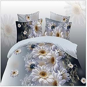 Amazon.com: 3D bedding sets Home Textiles 4Pcs bedclothes sets jogo de