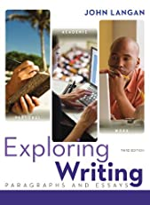 Exploring Writing: Paragraphs and Essays, 3rd edition