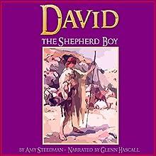 David the Shepherd Boy (       UNABRIDGED) by Amy Steedman Narrated by Glenn Hascall