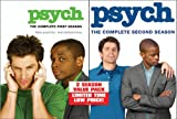 Psych: Complete First & Second Seasons [DVD] [Import]