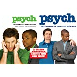 Psych: Season 1 / Psych: Season 2 Value Pack