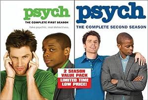 Psych: Season 1 / Psych: Season 2 Value Pack