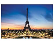 Eiffel Tower Backdrop Banner (9 Ft. X…