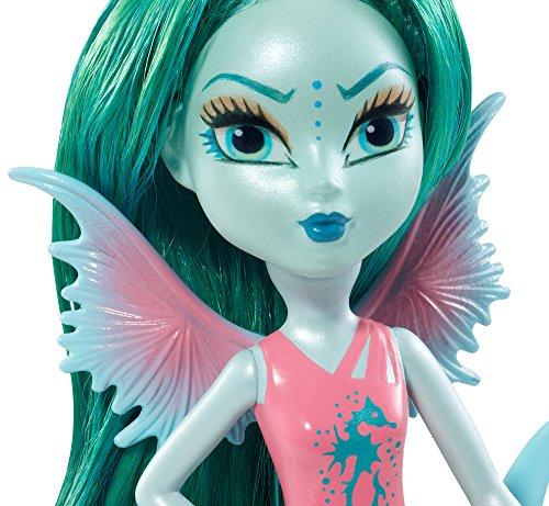 Monster High Fright-Mares Bay Tidechaser Doll наклейка monster high