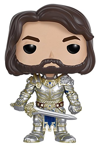 Funko POP Movies: Warcraft - King Llane Action Figure