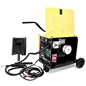 Flux Core Wire Welder Dual Mig 151 Gas And No Gas 230v 120amp from TAZ