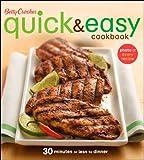 Betty Crocker Quick and Easy Cookbook (Betty Crocker Books)