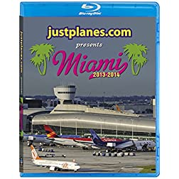 WORLD AIRPORTS : Miami (2013-14) [Blu-ray]