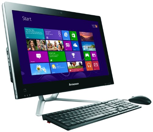 Lenovo C340 20-inch Non Touch All-In-One PC (Intel Core i3 3220 3.3GHz Processor, 6GB RAM, 1TB HDD, DVDR, LAN, WLAN, Webcam, Integrated Graphics, Windows 8)