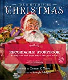 The Night Before Christmas Recordable Story (Hallmark)