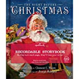 The Night Before Christmas Recordable Story (Hallmark) ~ Hallmark Books