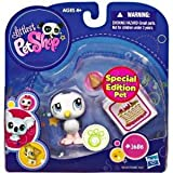 Littlest Pet Shop Seagull Special Edition Pet (#1456) Action Figure
