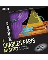 Charles Paris: Murder Unprompted: (BBC Radio Crimes)