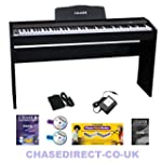 Chase P-35 Digital Piano Fully Weight...