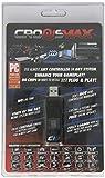 Xbox OneをDUALSHOCK 4でプレイできるコンバーター PS4 PS3 Wii PC 「CronusMAX」 Cyberplugs 日本正規品