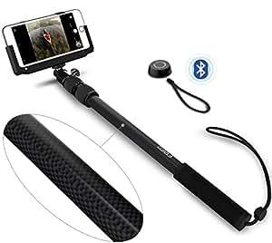 selfie stick frieq light carbon fiber pro 3 in 1 self portrait m. Black Bedroom Furniture Sets. Home Design Ideas