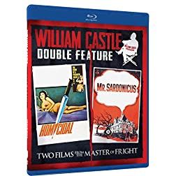 William Castle Double Feature - Homicidal & Mr. Sardonicus - Blu-ray [Blu-ray]