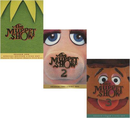The Muppet Show: Seasons 1-3 (The Muppet Show Season 1 compare prices)