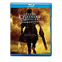 Texas Chainsaw Massacre: Beginning [Blu-ray]