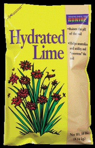 Hydrated Lime - 10 Pound