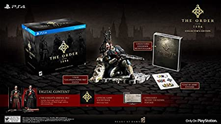 The Order: 1886 Collector's Edition