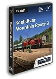 Train Simulator 2014 - Koeblitzer Mountain Route 3 Add on (PC)