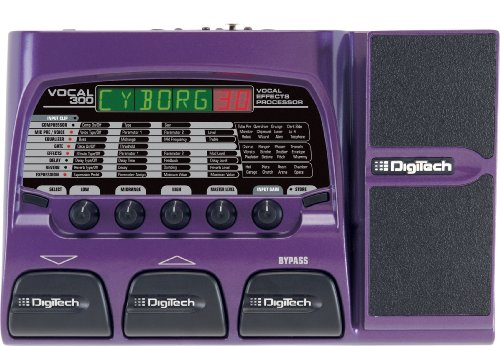 Digitech Vocal 300 Vocal Effects Processer