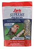 Lyric 2619066 Supreme Wild Bird Mix, 4.5-Pound Bag
