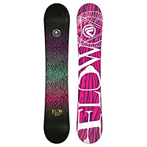 Freestyle Snowboard Women Flow Silhouette 144 2014