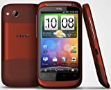 HTC DESIRE S RED SIMFREE PHONE