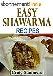 Easy Shawarma Recipes (English Edition)