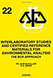 img - for Interlaboratory Studies and Certified Reference Materials for Environmental Analysis: The BCR Approach (Techniques and Instrumentation in Analytical Chemistry) by E.A. Maier (1999-12-17) book / textbook / text book