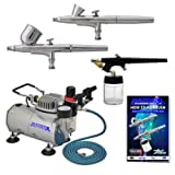 Master Airbrush® Brand Multi-purpose Professional Airbrushing...