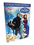 Kelloggs Collectors Edition Disney Frozen Sweetened Cereal with Marshmallows 8.4 oz.