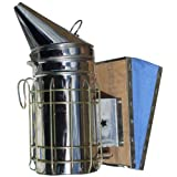 Bee Proof Suits - Bee Keeper's Large Smoker - Stainless Steel Bee Hive Smokerby Bee Proof Suits