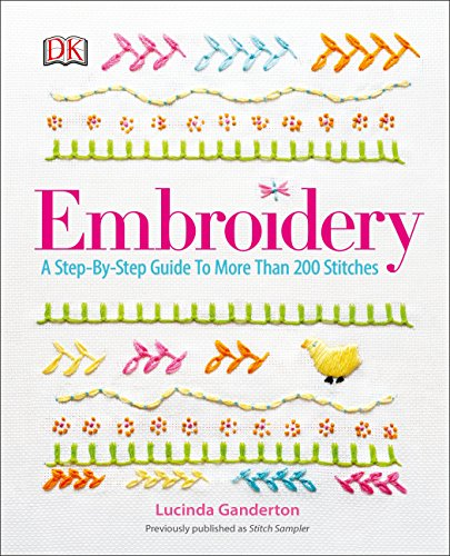 Cheapest Price! Embroidery