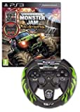 Monster Jam: Path of Destruction - Bundle (PS3)