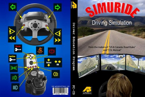 Driving Simulator - Simuride For Car/Bus/Truck Manual/Automatic Transmission front-325452