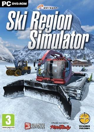 Ski Region Simulator (PC DVD)