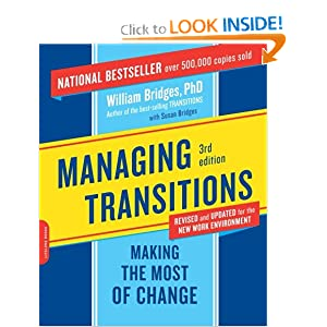 Managing Transitions Book Cover