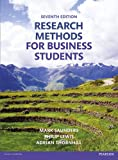 img - for Research Methods for Business Students (7th Edition) book / textbook / text book
