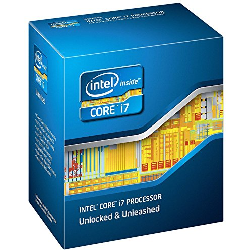 Intel i7-4820K Core Prozessor (3.9GHz, Sockel 2011, 10M Cache, 130Watt)
