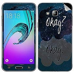 Theskinmantra Okay Okay! Samsung Galaxy J3 mobile skin