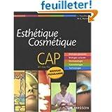 Esthétique Cosmétique CAP, BP/Bac Pro
